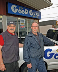 Meet The Good Guys Glass Canada - The good guys automotive