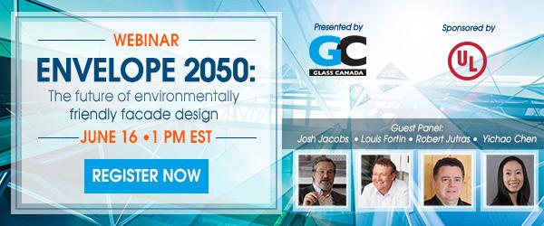ENVELOPE 2050: The future of environmentally friendly facade design