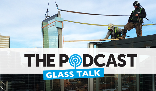 Glass Talk episode #15: The View from Up Here – Jay McColl, IUPAT